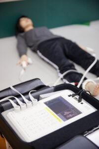 リハビリテーションにて行う栄養・身体機能評価